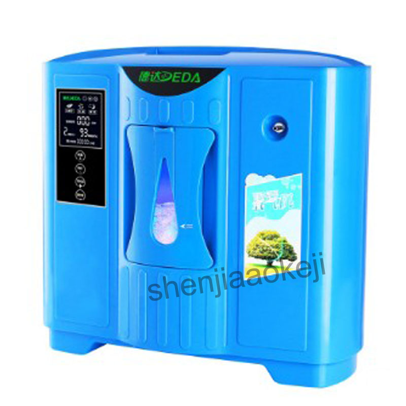portable oxygen concentrator generator oxygen making machine Oxygen absorber DDT-2F (English version) oxygen machine 220v1pc стоимость