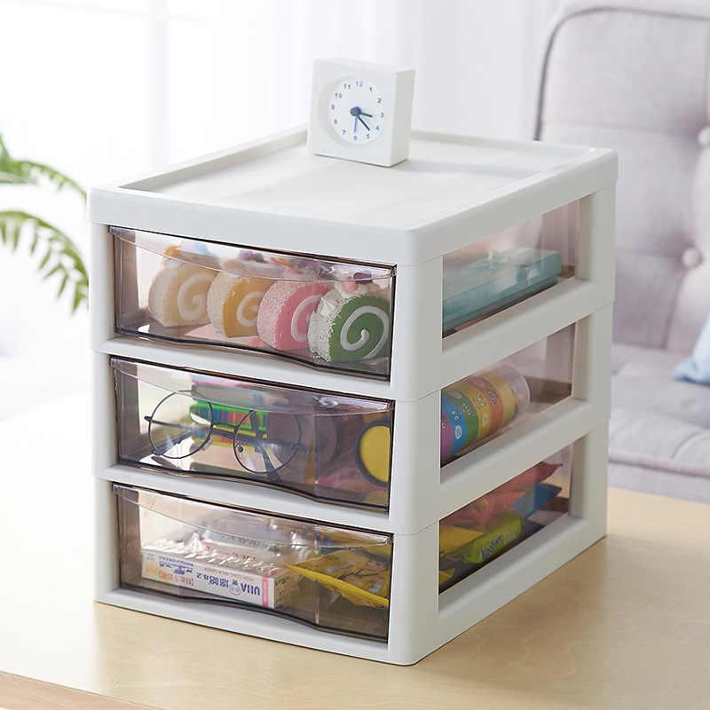 Многослойный ящик коробки для хранения Современная многофункциональная домашняя спальня Косметика офисный Рабочий стол для канцтоваров и мелких предметов ящик для хранения