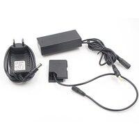 Camera 8.4V charger 7.4V Power Adapter EN EL14 Dummy Battery EP 5A DC Coupler 18650 box for Nikon P7100 D5600 D5300 D5100 D3400