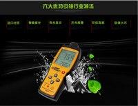 Co2 МЕТР co2 монитор детектор газа детектор углекислого газа качество воздуха в помещении монитор CO2 тестер газоанализатор AR8200 + Li аккумулятор