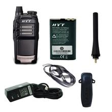 2pcs DHL Free shipping Original Radio Walkie Talkie HYT Hytera TC-320 UHF 450-470MHz 1700mAh 16CH 2W Portable Two Way Radio