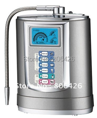 5 Plates Titanium Super Alkali Water ionizer(Japan Technology,Taiwan manufacturer) +buil ...