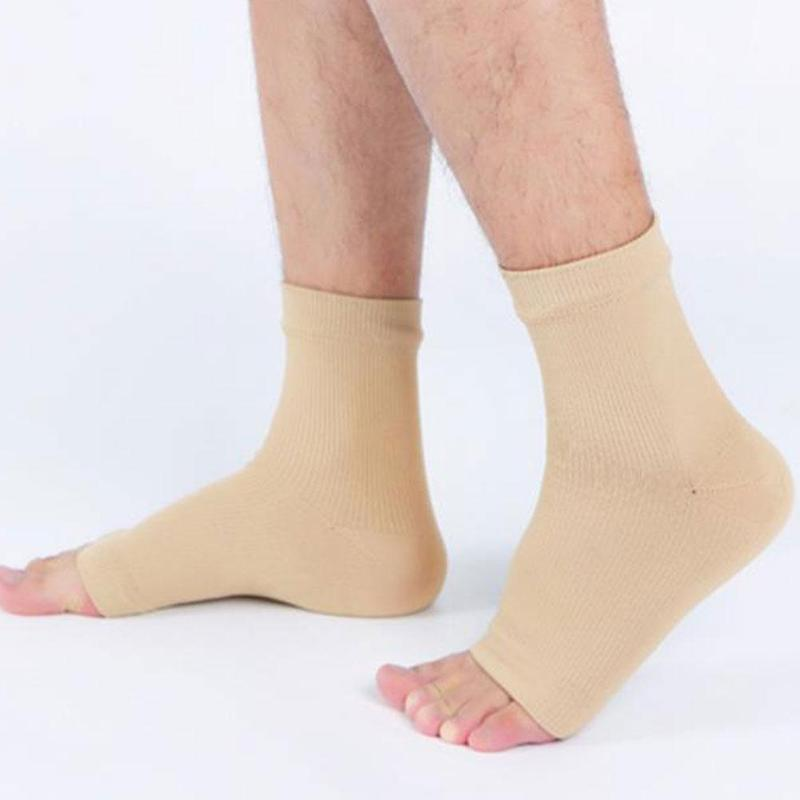 Man Women Anti Fatigue Compression Foot Sleeve Foot Ankle Compression Socks Anti Fatigue Varicose Feet Sleeve
