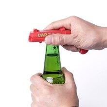 NEW Firing Cap Gun Creative Flying Launcher Bottle Beer Opener Dropshipping X