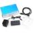Acasis USB HUB con 4 Interruptor de Botón de Alta Calidad Del Adaptador Del Divisor 4 Puertos de Alta Velocidad de 5 Gbps USB3.0 HUB + 5 V 3.5A Potencia adaptador