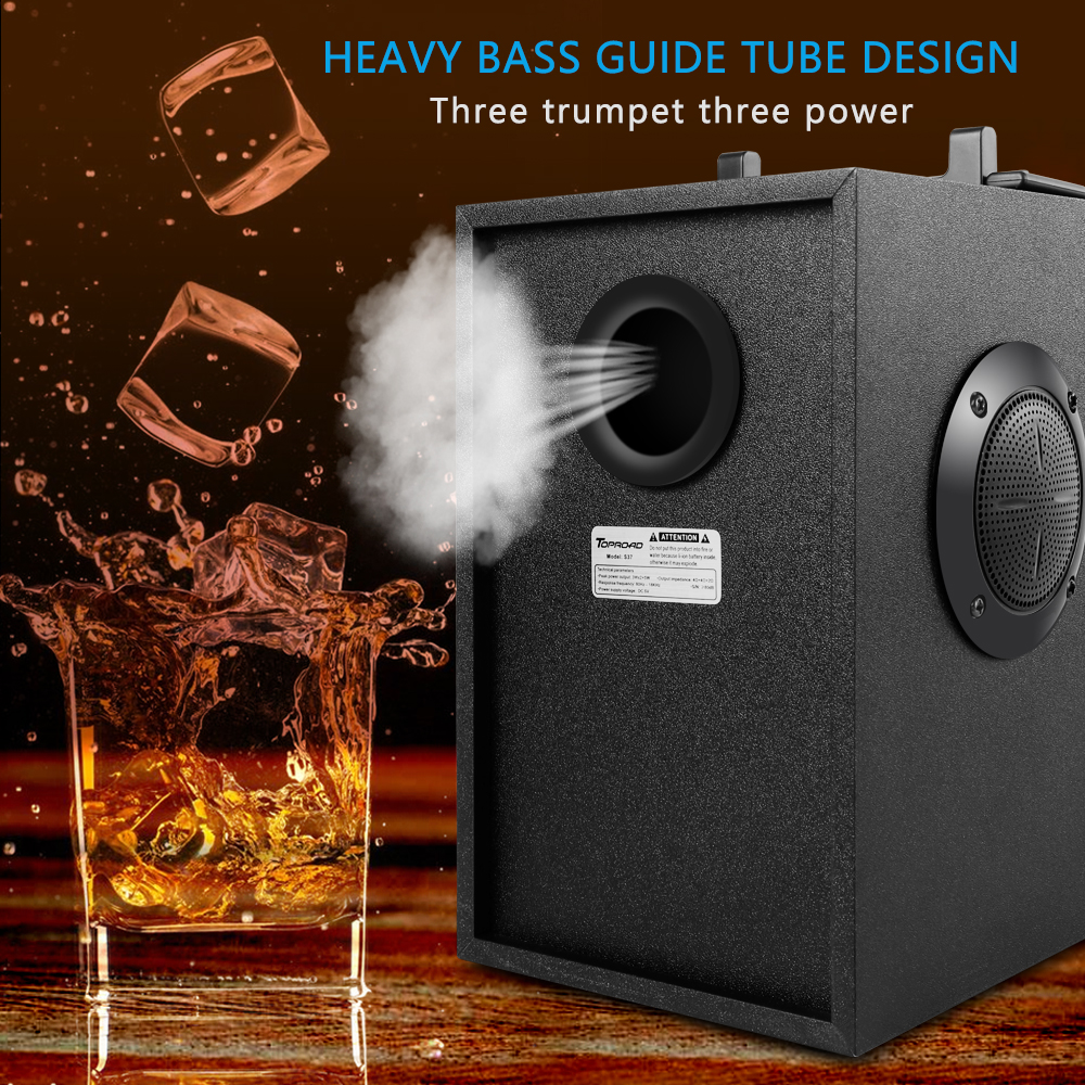 big power speaker 7