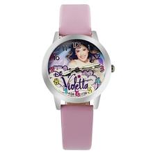 ot01 2016 female watch women kids children girls ladies quartz Bracelet wristwatches clock Women   cartoon watch  femme