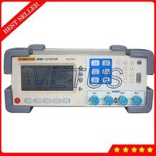 Sale AT811 Precision LCR Meter Digital Bridge Meter Tester With Accuracy 0.2% 100Hz 120Hz 1kHz 10kHz LCR Meter Tester