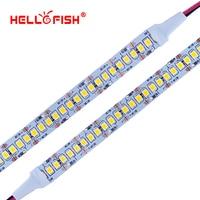 Hello Fish 12mm Width 5m Single Row 3528 1200 SMD LED Strip 12V Flexible 240 LED