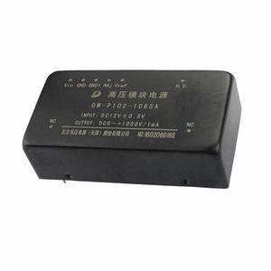 Image 1 - Модуль питания высокого напряжения постоянного тока, аналитический инструмент, блок питания, Регулируемый Модуль питания 1000 в 1 мА