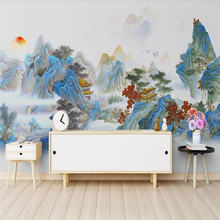 Высококачественные обои на заказ новые китайские художественные