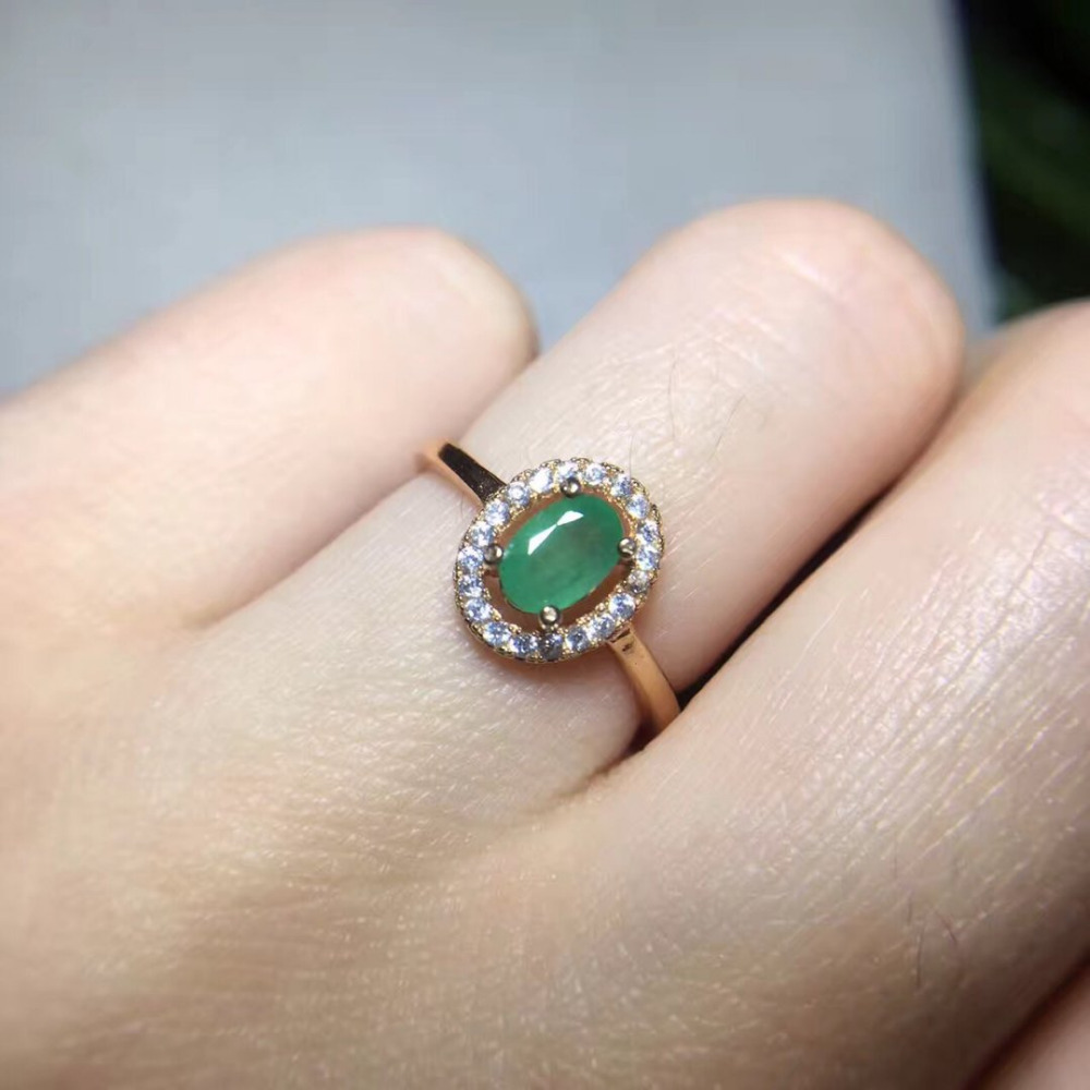Limited Anillos Qi Xuan_Fashion Jewelry_Colombia Green Stone Fashion Rings_Rose Gold Color Woman Rings_Factory Directly Sales Limited Anillos Qi Xuan_Fashion Jewelry_Colombia Green Stone Fashion Rings_Rose Gold Color Woman Rings_Factory Directly Sales