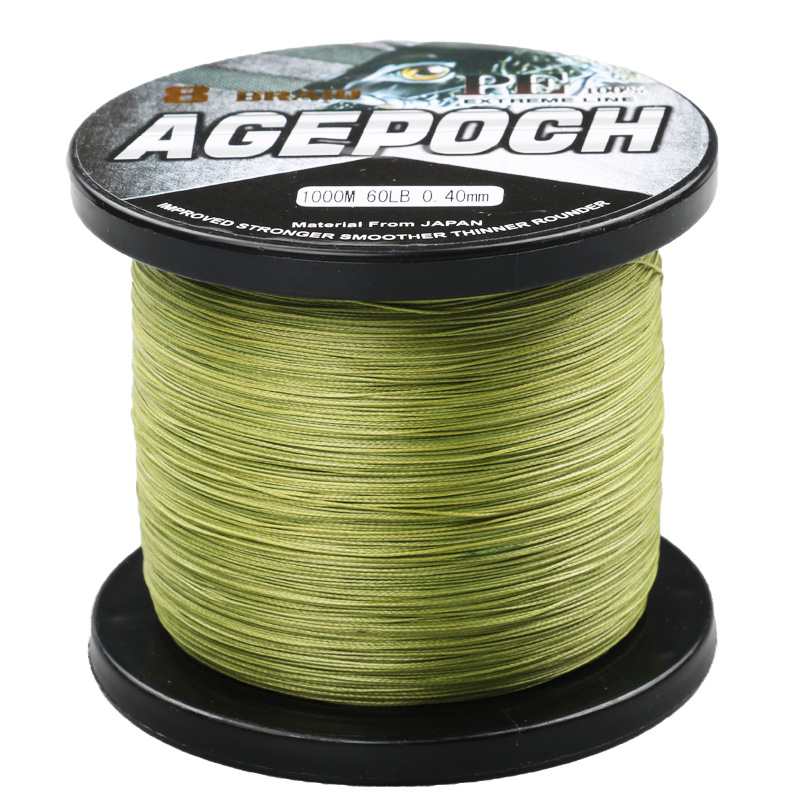 Top Quality 8 Strands 1000M Multifilament PE Braided Fishing Line Fishing Wire Braided Fishing Line 6-300LB for Sea Fishing simpleyi lure as gift 1000m 8 stands x8 multifilament pe braided fishing line tackle 10lb 80lb 90lb 100lb 120lb to 300lb wire