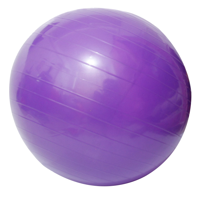 Exercise Ball 75cm Anti Burst: Inflatable Pilates Balls Exercises Yoga Fitness Ball 45 55