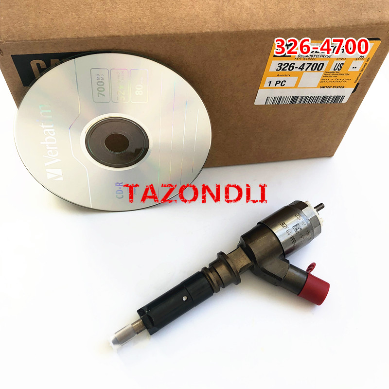 original and new fuel injector 326 4700 3264700 32F61 00062 for 320D excavator gurantte