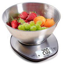 CAMRY Kitchen Scales Weighing Baking Tool Electronic Scales Accurate Food Electronic Scales  0.1g Household Platform Scales
