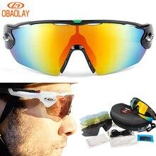 ace664af67 Polarizado gafas ciclismo bicicleta gafas de sol hombres mujeres deporte  gafas de Ciclismo MTB gafas moto