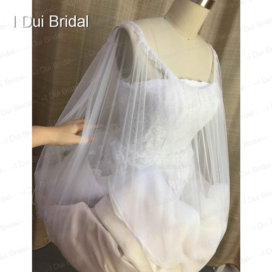 71005ab207165 Robe de mariée avec jupe détachable Illusion dentelle dos deux voies longue  courte usine personnalisée faire des Vestidos CasamentoUSD  68.00-172.00 piece