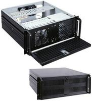 4U 500 4U Industrial Control Cabinet Monitoring Cabinet Server Chassis 500MM Long