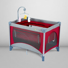 Babyfond Game Bed Multifunctional Folding newborns Bed Portable Bb Beds European Baby Bed Child Cradle(China)