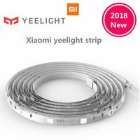2018 Xiaomi Yeelight RGB Intelligent light band Smart home Phone App wifi light strip Colorful lamb LED 2M 16 Million 60 Led
