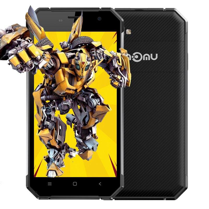 bilder für Nomu S30 Android 6.0 Smartphone 5,5 Zoll 4G Phablet MTK6755 2,0 GHz Octa Core-Handy 4 GB + 64 GB 13.0MP Kameras Handy