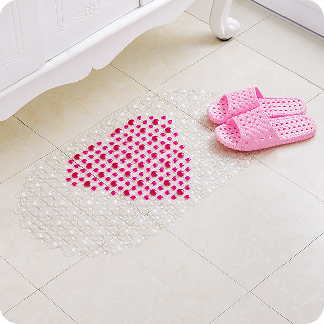 Pvc Bathroom Mat Toilet Bath Mats And Rugs Shower Bathroom Carpet