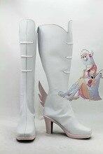 Убить ла Убить Nonon Jakuzure Косплей Обувь Сапоги Индивидуальные Размеры