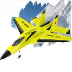 Freddo RC Lotta Aeromobili Ad Ala Fissa Aereo RC FX-820 2.4G di Telecomando di Telecomando RC aereo