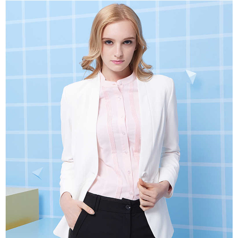 Time-limited Full Women Evening Pant Suits Top Quality Women Casual Suit Custom Made One Button Style Ol Business Suits