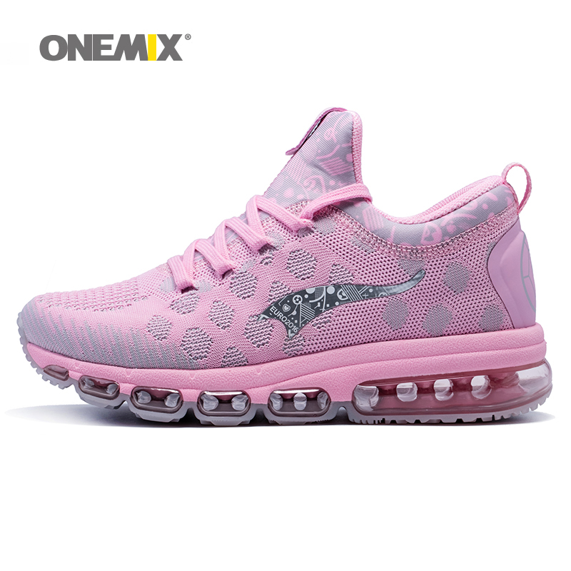 Max Woman Running Shoes for Women 2018 Trail Trends Athletic Trainers Pink Womens High Top Euro Sports Shoe Cushion Sneakers fred perry шарф
