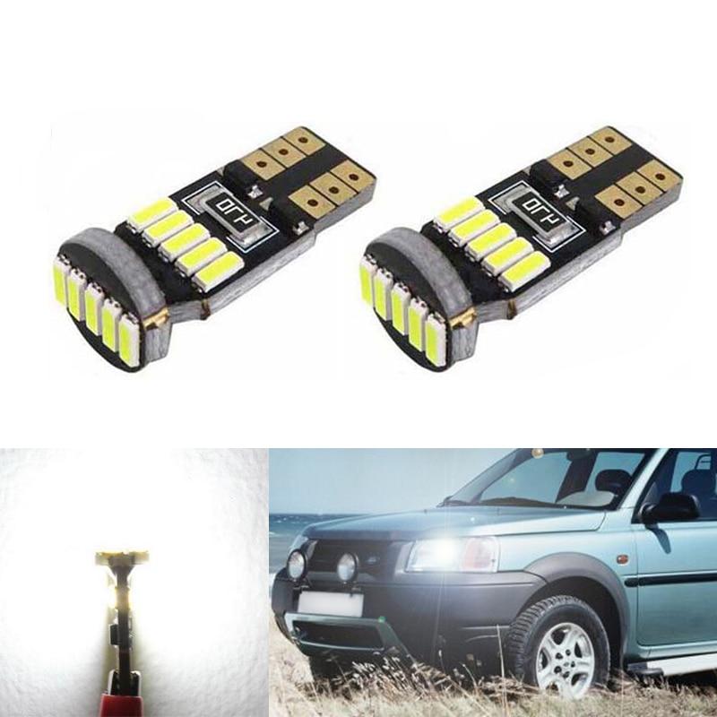 Vauxhall Agila Front Sidelights Parking Lights Side Light Bulb Bulbs MK1 00-07