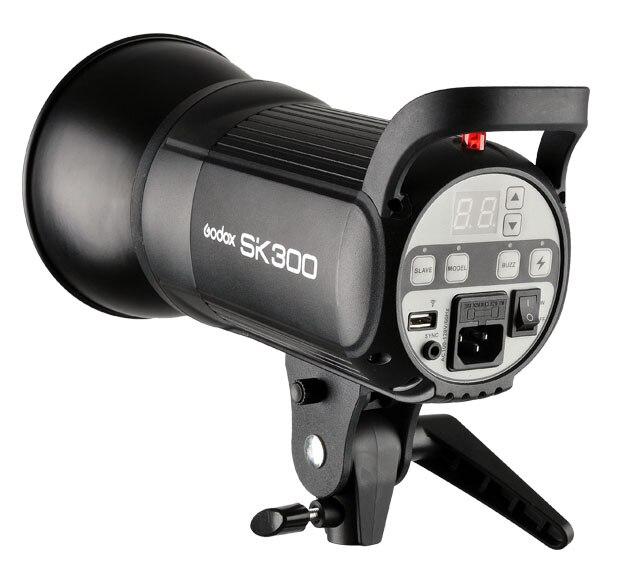 Godox X1T-N 2.4G XTR-16 Receiver Stuido Strobe Camera Flash SK300 QT400 Series