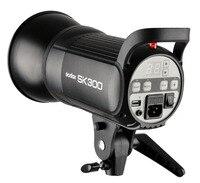 Godox SK300 Professional Studio Strobe SK Series 220V Power 5600K Max 300WS GN58 flash studio light lamp