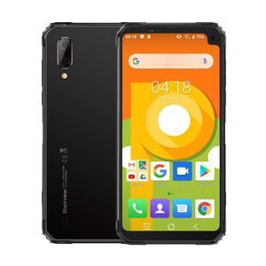 "Image 2 - Blackview a BV6100 6,88 ""teléfono inteligente 3GB + 16GB Android 9,0 IP68 impermeable del teléfono móvil 5580mAh NFC Dual SIM teléfono móvil de la huella dactilar"
