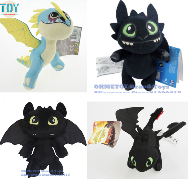 plush how to train your dragon