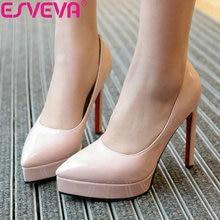 ESVEVA 2019 Women Pumps Shoes Platform S