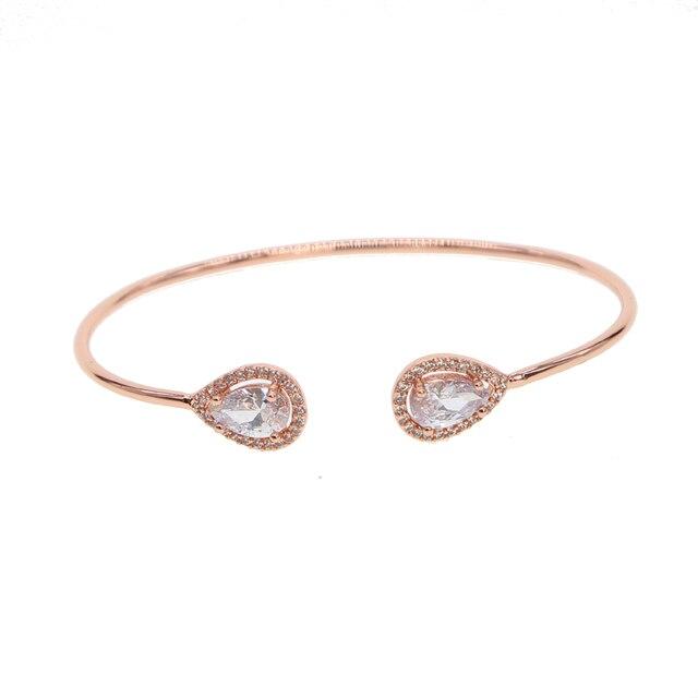 Open Cuff Bangle Bracelet...