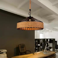 3PCS Set Modern LED Pendant Light E27 Base Edison Bulb Home Lighting Fixture Art Deco Designer