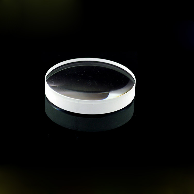 ⑤1 unid 60mm diámetro vidrio óptico longitud focal 216mm Doublet ...