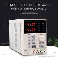 KORAD DC Power Supply 30V 3A 30V 5A 60V 2A Digital Regulated Lab Grade Linear Precision Variable Adjustable Switching