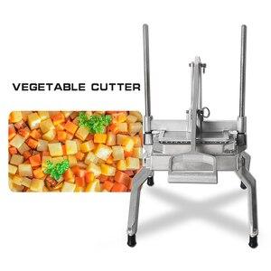 Image 5 - ITOP Machine commerciale manuelle de découpe pour légumes et fruits, trancheuse, broyeur, coupeur, outil de cuisine, processeur alimentaire