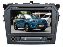 Fit for 2015 GRAND VITARA car dvd player MTK AC8227 Quad-Core Processor android 5.1.1 system bluetooth gps radio wifi obd2 map