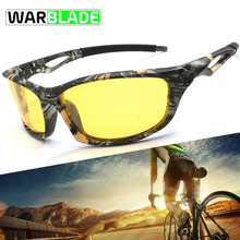 2018 New Polarized Sports  Cycling Sunglasses Men Outdoor Bike Glasses Bicycle Brand Designer Cycling Eyewear Goggles WarBLade 2020 new polarized cycling glassess outdoor sports cyciling goggles mountain bike cycling sunglasses men women uv400 eyewear