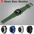 High Quality Metal Heart Rate Smart Band Fitness Bracelet Tracker Pedometer GPS Trajectory Smart Wristband Smartband Waterproof
