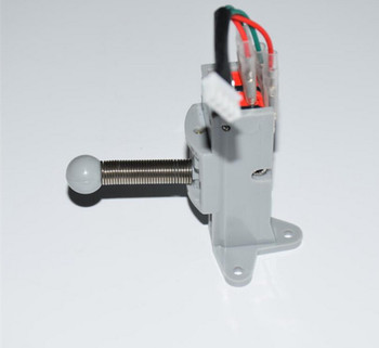 Replacement parts Spring mechanical limit switch for 1800KG Sliding Gate opener spare part spring limit iron for our sliding gate opener