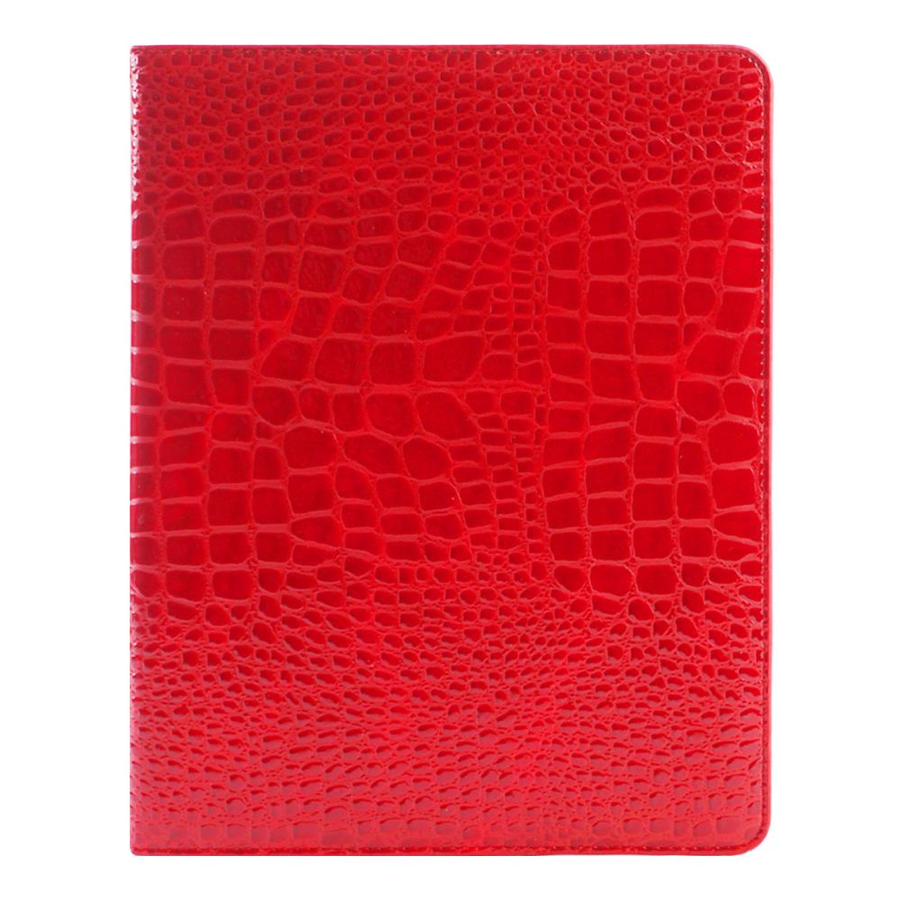 Fashion Crocodile Skin Pattern Cover For iPad 2 3 4 Tablet Case Flip Leather Screen Protect Shell for ipad2 ipad3 ipad4 CL12