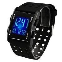 7 Farbe Digitaluhr Wasserdichte Elektronische Uhr Männer Sport Led Armbanduhr Mode Uhr Relogio Feminino Uhren