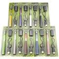 10 pçs/lote Ego starter kit CE4 atomizador kit cigarro Eletrônico 650 mah 900 mah 1100 mah EGO-T bateria caso blister E-cigarro