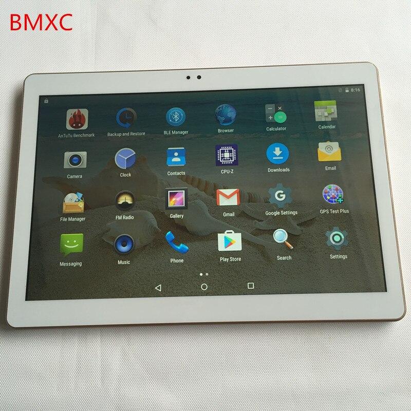 Newest 4G Lte BMXC Tablet PC 10 1 inch Quad Core 2GB RAM 32GB ROM 5